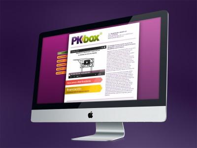 PKBOX-web